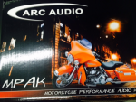 ARC AUDIO MPAK 4 BIG SOUND for your Harley Davidson bagger