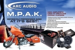 ARC AUDIO MPAK 6 BIG SOUND for your HARLEY DAVIDSON