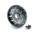 EASY START CLUTCH HUB KIT FOR HARLEY BIG TWIN 1998-06
