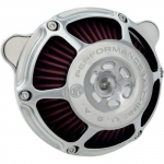 PERFORMANCE MACHINE MAX HP AIR CLEANER (CHROME) 2008-14 TOURING